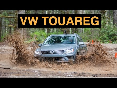 2015 Volkswagen Touareg TDI Sport - Off Road And Track Review
