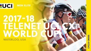 Live - UCI Cyclo-Cross World Cup - Waterloo (United States)