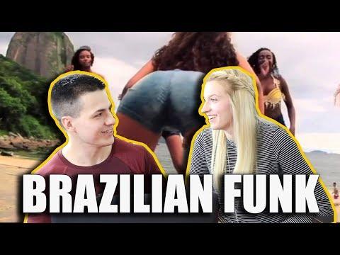 AMERICAN REACTS TO BRAZILIAN FUNK! MC LIVINHO AND MR CATRA - LEGENDADO