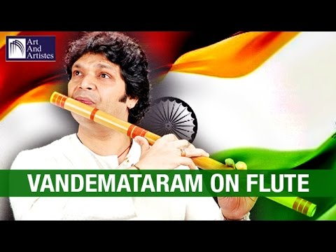 Vande Mataram | Sare Jahaan Se Achha | Rakesh Chaurasia | Ganesh - Kumaresh | National Song Of India