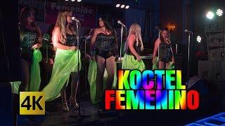 Koctel Femenino - Koctelada Musical 4K