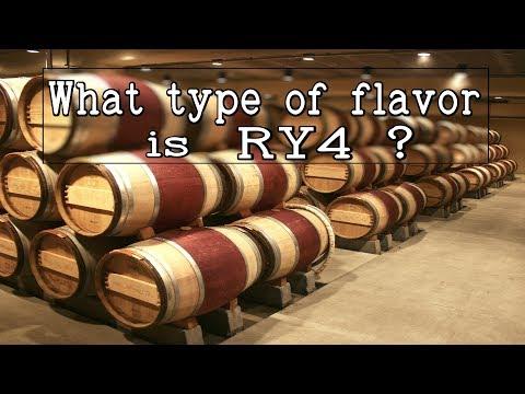 What kind of flavor is RY4?  (Tobacco Eliquid & DIY RY-4 Flavor)