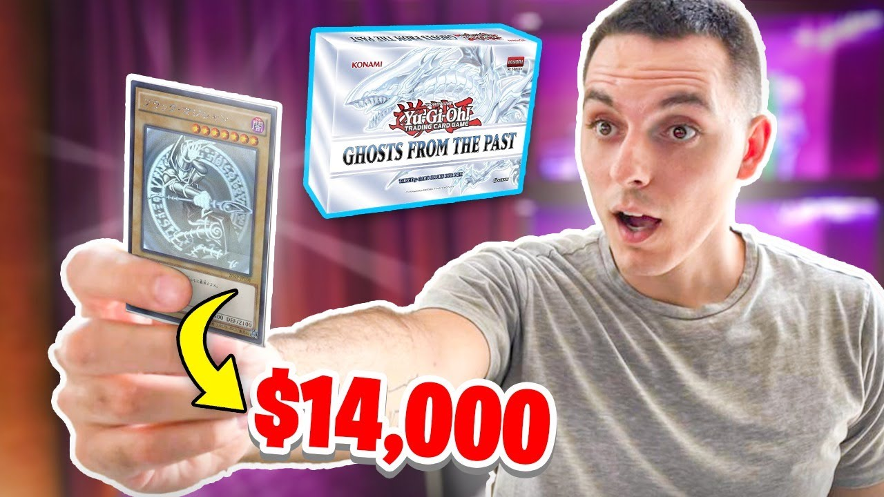 CONSEGUIMOS? Carta de $14,500 de YUGIOH Abriendo GHOST FROM THE PAST