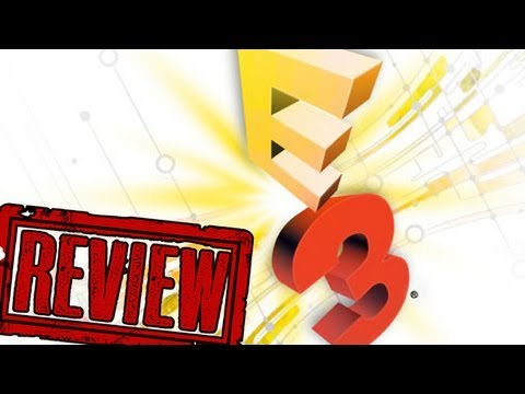 E3 2013 REVIEW (SMOSH GAMES REVIEW)