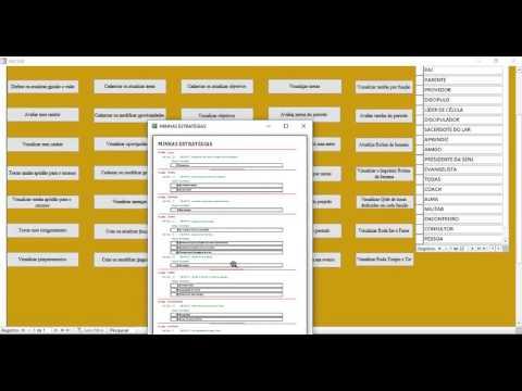 Tutorial 13   Cadastrar ou atualizar estrat�gias