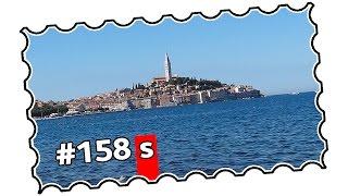 #158s - Croatia, Istria area - Rovinj to Vrsar part 1 - Rovinj to Valalta (08/2016)