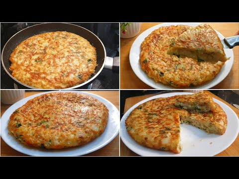 spanish-omelette-recipe-♥️-|-easiest-breakfast-recipe|-tortilla-de-patata