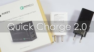 Quick Charging & Qualcomm Quick Charge 2.0