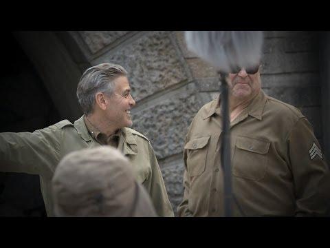"""""""Die Mission anführen"""" - MONUMENTS MEN - Ungewöhnliche Helden - Deutsche Featurette HD German"""