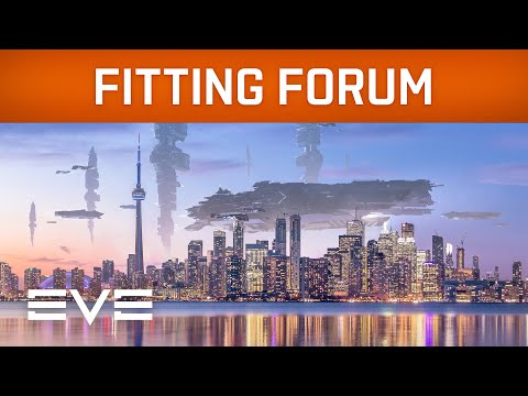 EVE North 2019 - Fittings Forum