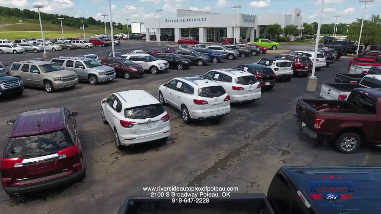 Riverside Autoplex Of Poteau New Ford Dealership In Poteau Ok 74953