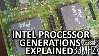 Download Intel Processor Generations As Fast As Possible *CORRECTED* Mp3 and Videos
