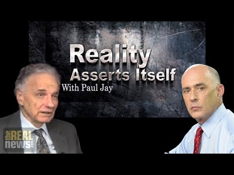 McCarthyism Made Us Veer Away From a Systemic Doctrine for Change - Ralph Nader on RAI (1/3)