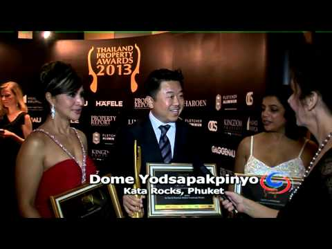 The Thailand Property Awards 2013 - The best of the best!
