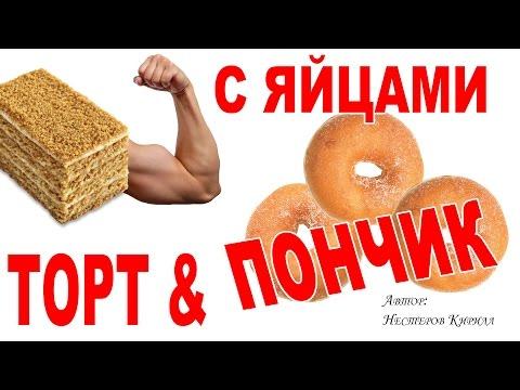 глазурь для пончиков пошаговый рецепт