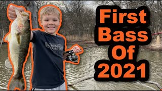 Houston's First Bass of 2021!