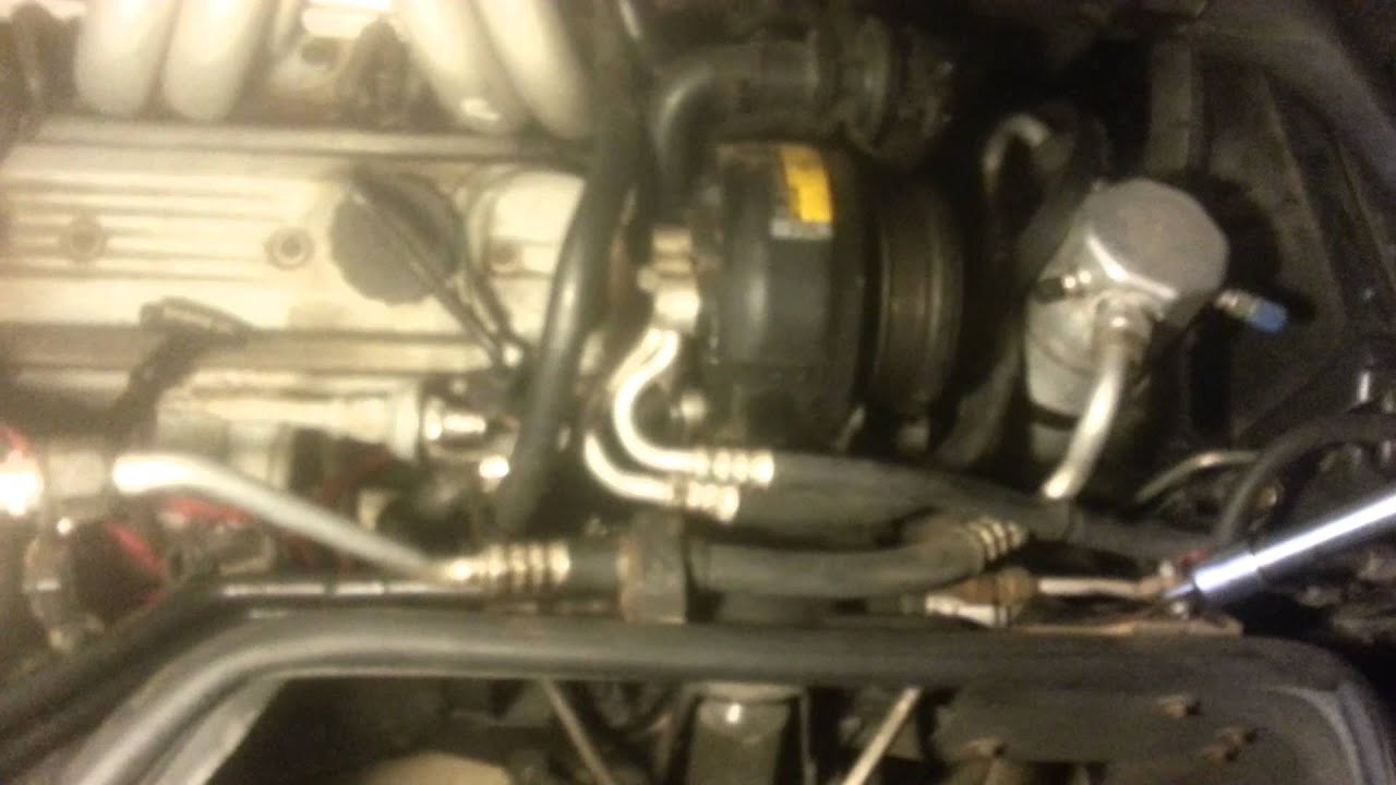 medium resolution of corvette fuel line reupture