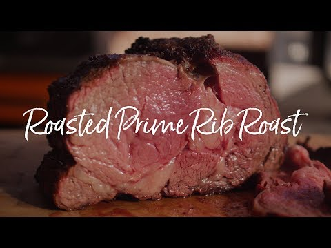 Roasted Prime Rib Recipe