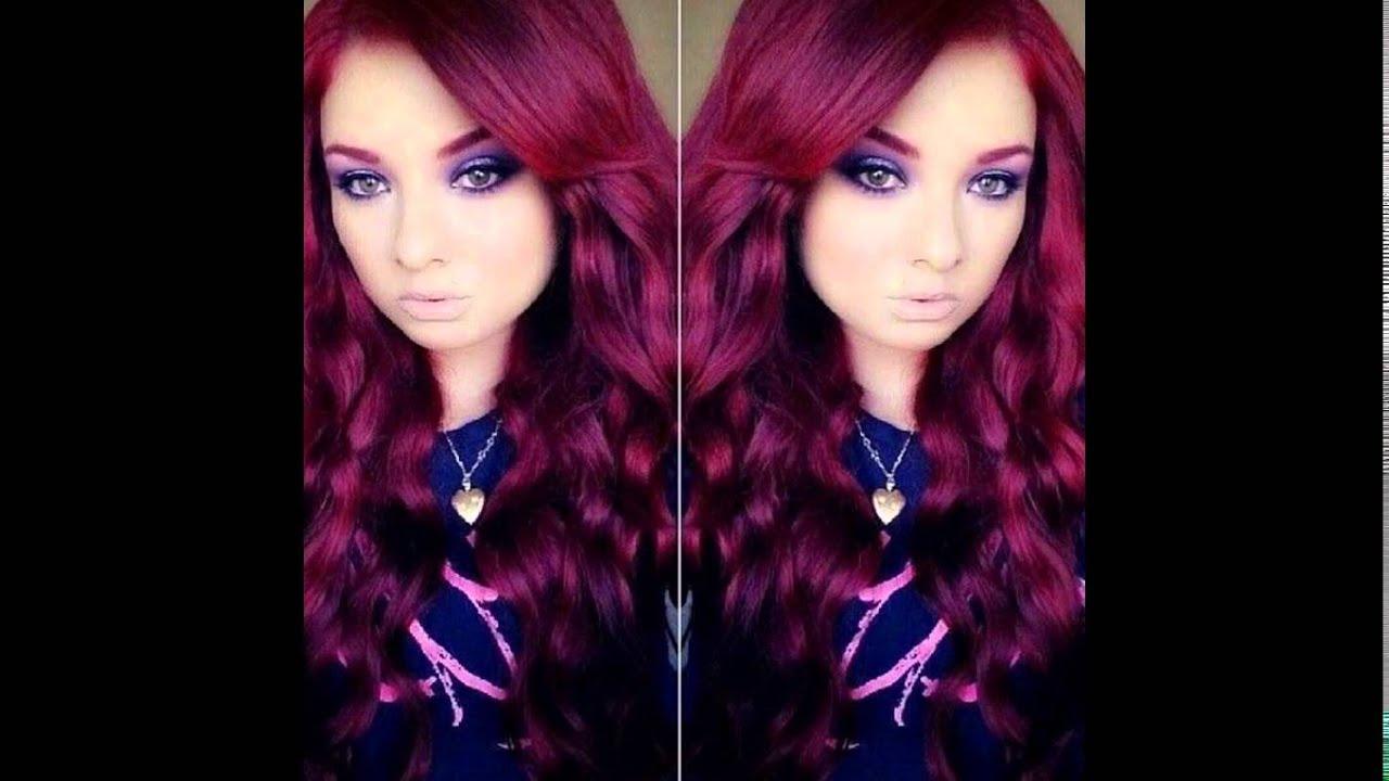 6 chicas con el cabello mas lindo del mundo youtube - Colores del mundo de bruguer ...