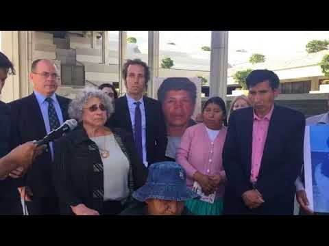 Former Bolivian President Responsible for Extrajudicial Killings of Indigenous People - PART 2