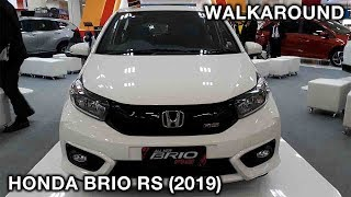 NEW, Honda Brio RS 2019 | Exterior & Interior Walkaround