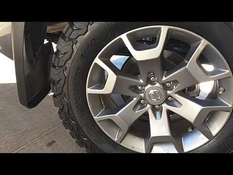 Nissan Frontier Pro 4X 4x4