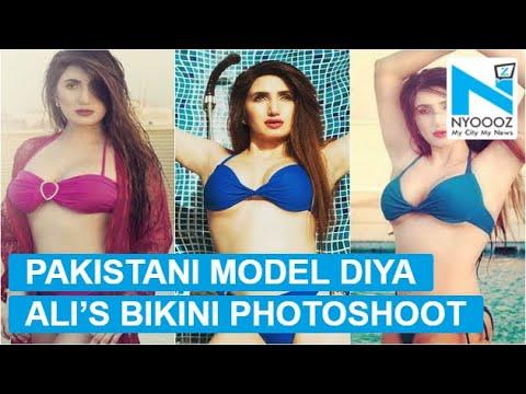 Bikini first miss pakistans absolutely not