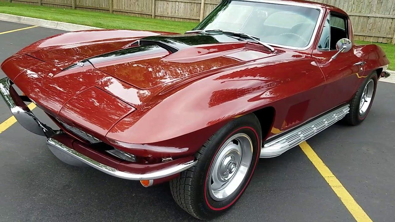Mid year 1967 corvette for sale frame off auto appraisal and test drive 74 900 810 691 2664