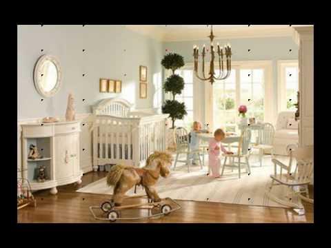 Vintage Baby Room Decor