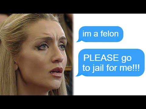"""r/Choosingbeggars """"I'm a Felon. PLEASE Go To Jail For Me!"""""""