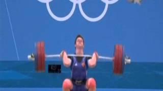 Олимпийский дневник. Штанга 75 кг жен. 85 кг муж.
