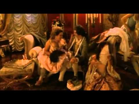 Emanuela Petroni in un Film d'epoca...