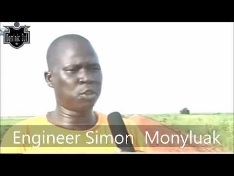 South Sudan News -Simon Lueth Tor.