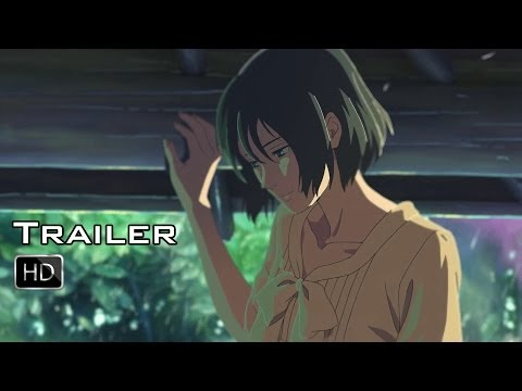 [Fan-Trailer HD] Kotonoha no Niwa