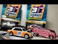 Opening the Hot Wheels Convention Datsun 510, VW Drag Bus, and Convoy Custom!