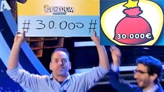 Quizdom The Show Τελικός των 30000 € Σάββατο 31/12/2016