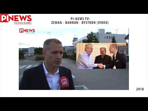 PI-NEWS TV: ZEMAN - BANNON - BYSTRON