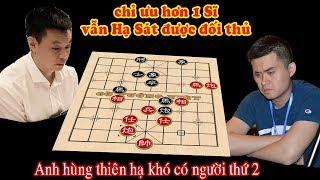 Vương Thiên Nhất vs Hứa Ngân Xuyên đọ tàn Pháo Mã và cái kết Khó Tin   cờ tướng đỉnh cao