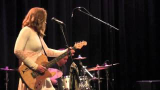 """Money To Burn"" - SAMANTHA FISH BAND - 2/8/15 PA"