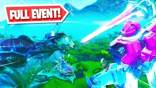 *LIVE* ROBOT vs MONSTER EVENT in Fortnite! (SEASON 9)