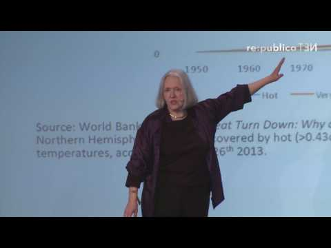 re:publica 2016 – Saskia Sassen: What is behind the new Migrations: A Massive Loss of Habitat