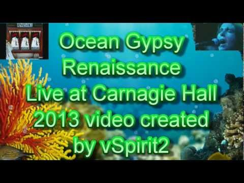 Renaissance - Ocean Gypsy (Lyrics) Live In Carnagie Hall 1976