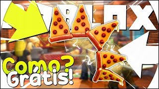 HOW to EARN FREE ROBLOX PIZZA HAIR 🎇-Pizza Party Event [Pizza Mohawk]