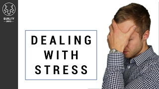 How To Deal With Stress And Be Happy
