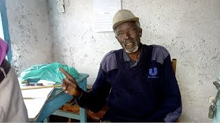 Meet Nakuru man who joined class two at 72 years