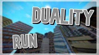 ROBLOX Parkour - Duality Run!