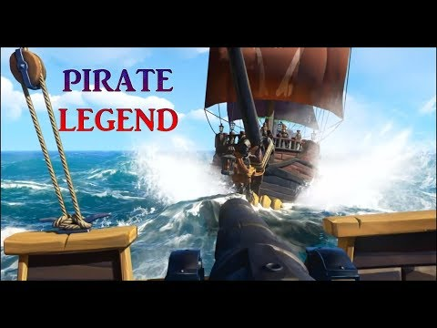 Stole It & Sold It! | Sea of Thieves (Pirate Legend #24)