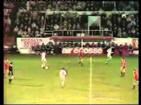 Aberdeen v Bayern 1982/83