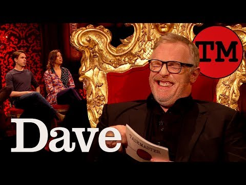 Taskmaster S8 EP4 | EXCLUSIVE OUTTAKE | Greg Davies Leaves Contestants Speechless | Dave
