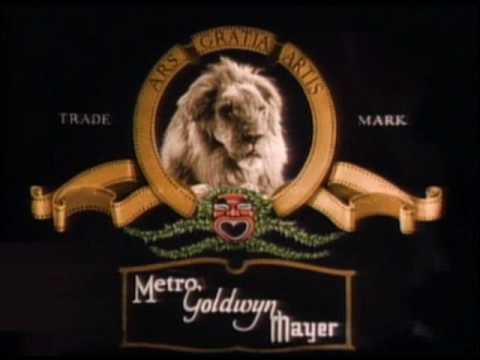 Metro Goldwyn Mayer Logos